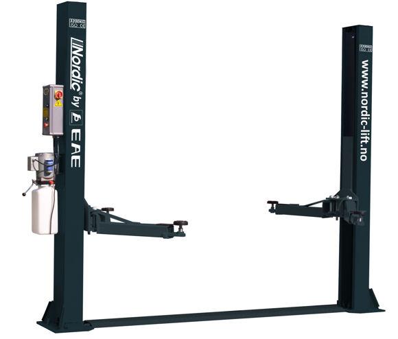 Startpakke nordic lift dekkomlegging
