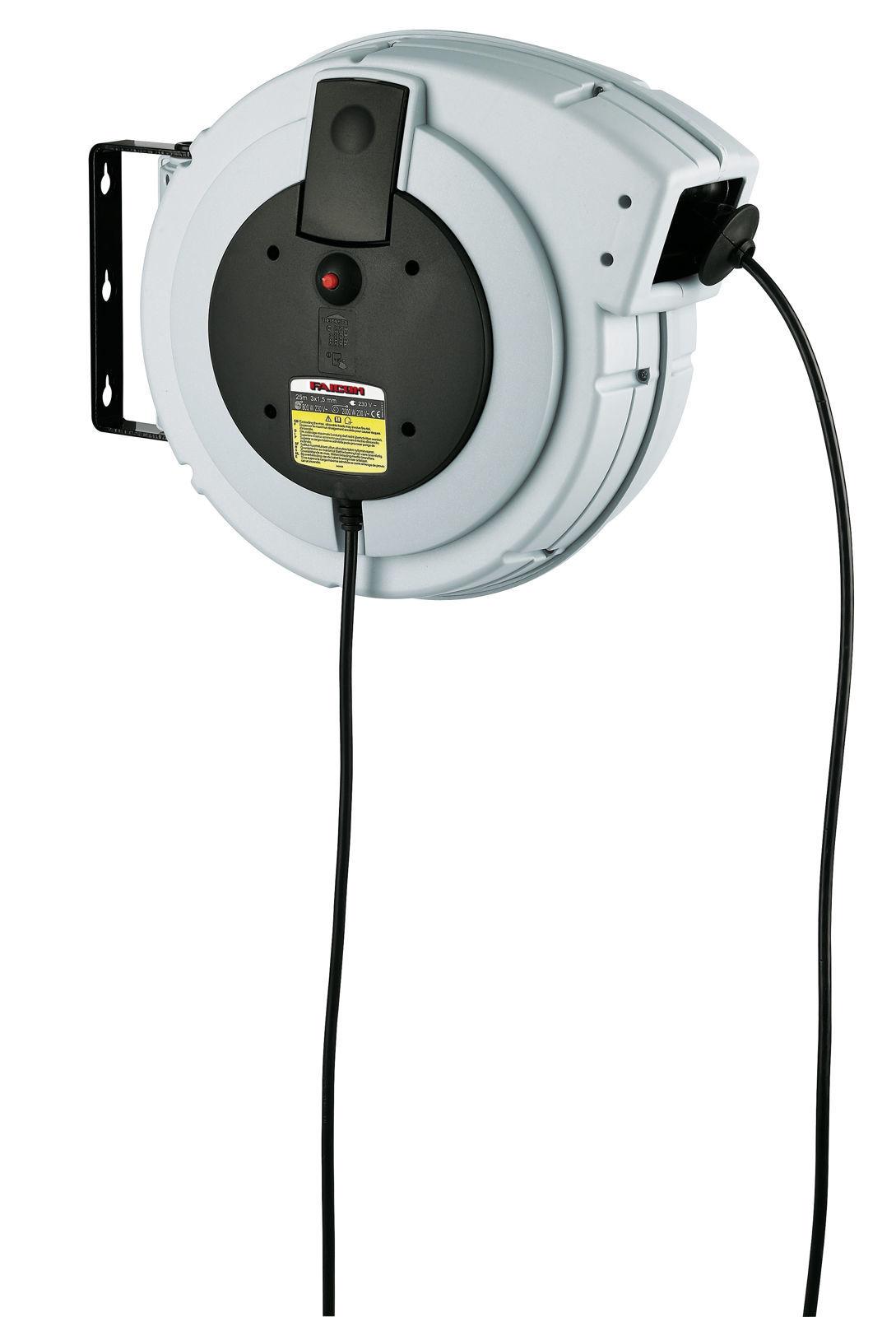kabeltrommel strøm