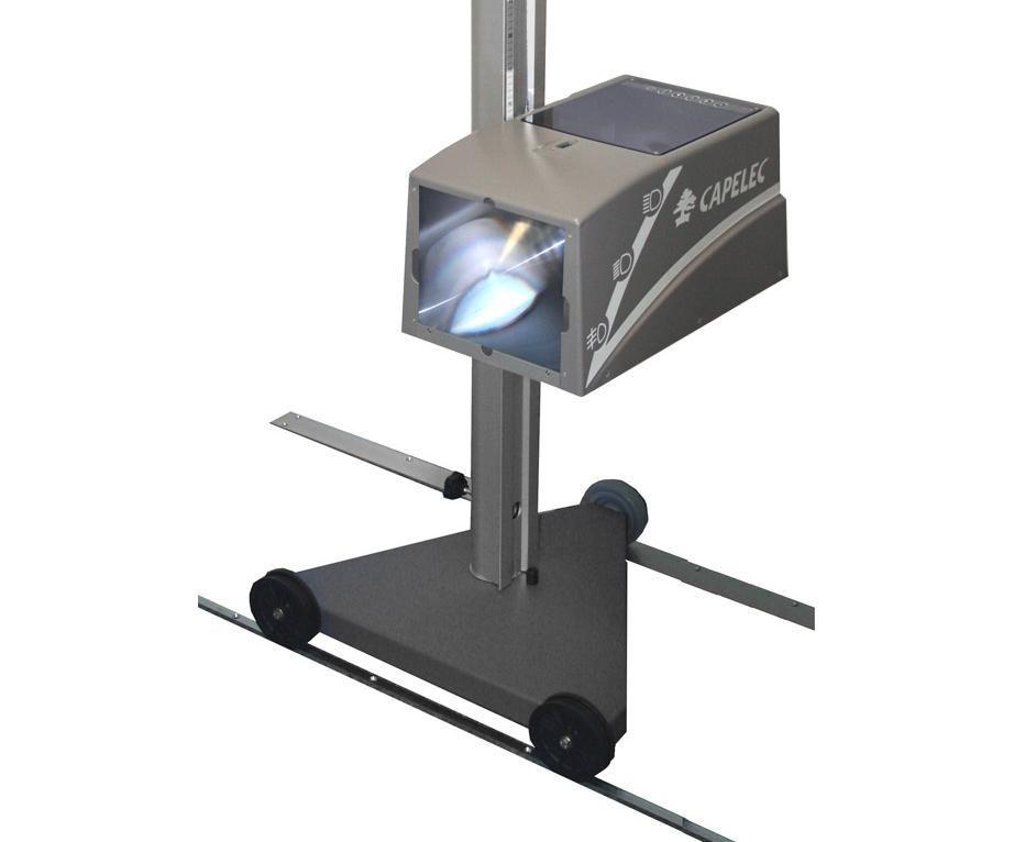 Lysjustering CAP2500EX-TDWB