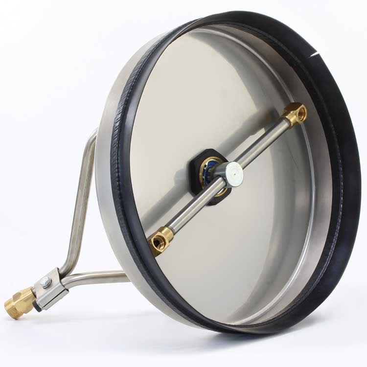 Turbodevil - takvasker-roterende -320mm- 2 dyser