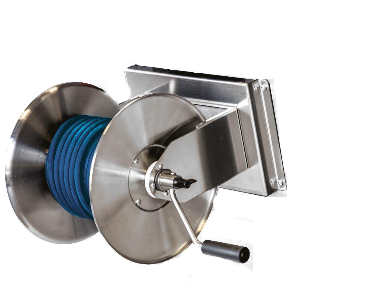 Easy Clean STX Høytrykksvasker Mobil Hetvann 190 Bar. 19 Ltr   230 Volt 3-fas