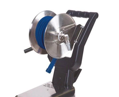 Easy Clean slangetrommel rustfritt stål-for Midia høytrykksmaskin- 20mtr.kap