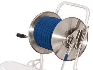 Easy Clean Maxima Høytrykksvasker Mobil Kaldtvann 200 Bar.20 Ltr  400  Volt 3-fas