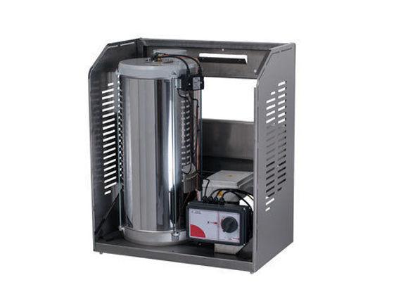 Easy Clean SPLIT T40 Stasjonær dieseldrevet varmtvann aggregat (hot box).