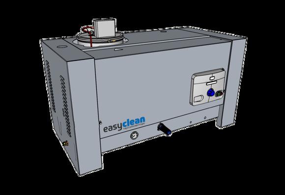 Easyclean WSF-400v-hetvann stasjonær-200bar-21lt-uten tilbeh