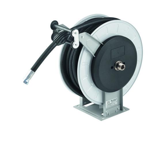 Faicom trommel uten slange-kap.25mtr -400bar høytrykk