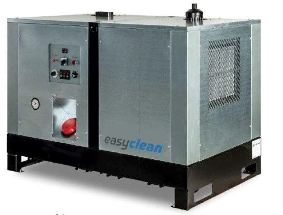 RENO GEYSER 260bar/21 lt/min diesel hetvann mobil spylemaskin- Kubota vannkjølt motor 14,9kw-