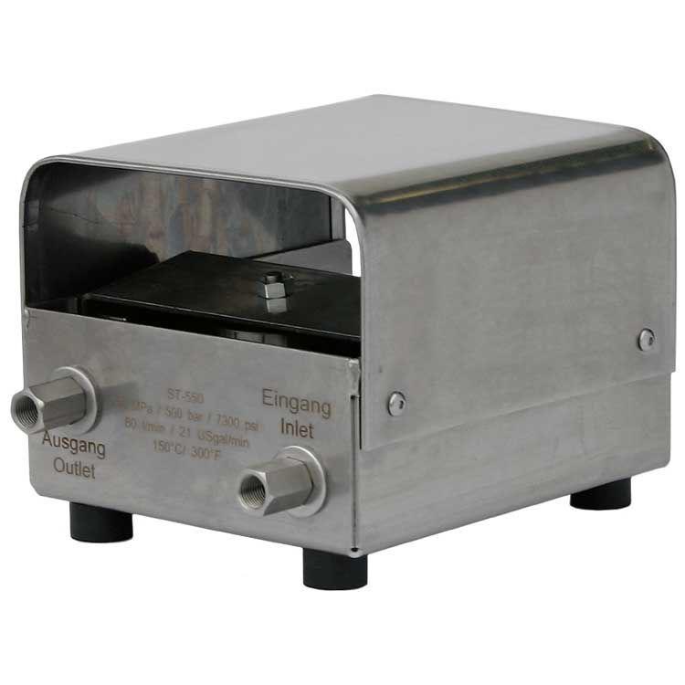 Fotoperert  ventil  ST-550 500 bar