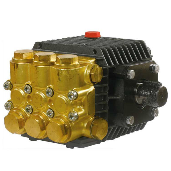 Interpump komplett pumpe -W20230 - 66serie -1450omdr/min -200bar-30ltr/min -11kw