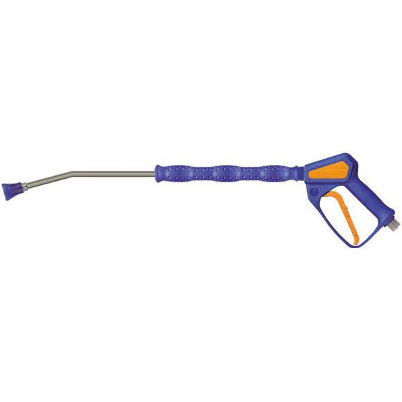 "easywash 365 lanse/pistol-komplett-600mm-lilla-3/8"" svivel"