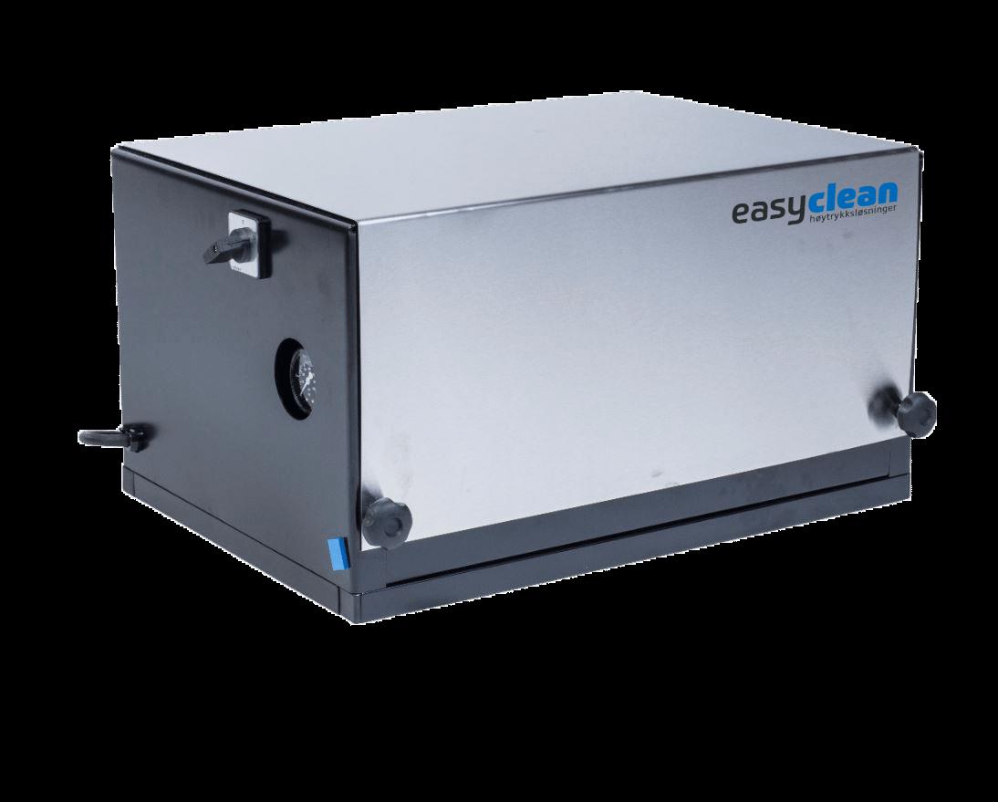 9019 ST Easyclean Kent - stasjonær-Kaldtvann- høytrykksmaskin -150bar/21 ltr. -5,5KW