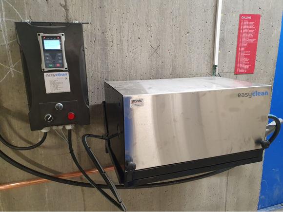 EasyClean -modell 9342 STF  frekvensstyrt 150bar 42liter - stasjonær utgave - 11kw - 3-fas -400VOLT.