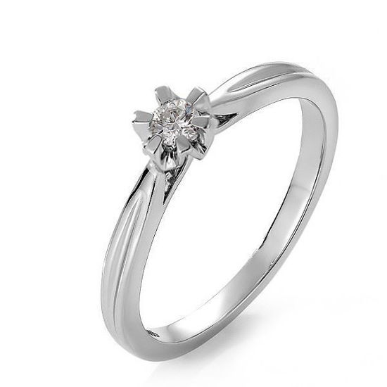 Diamantring Sitara med 0,05 ct W-Si-222105