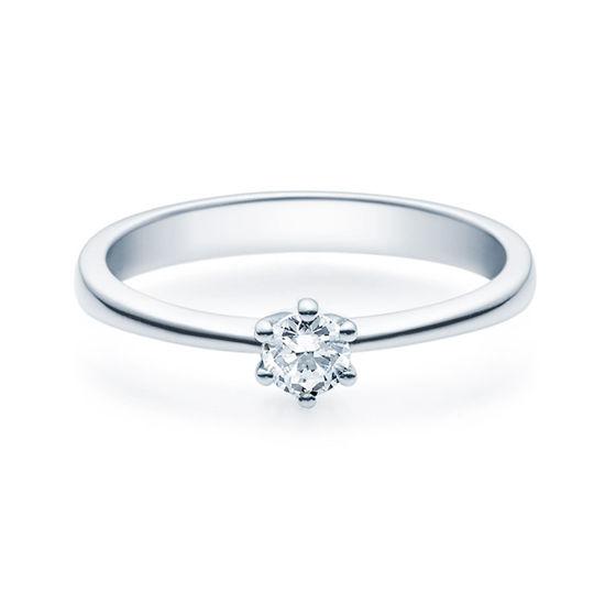 Enstens diamantring Diona Platina med 0,20 ct TW-Si.Magic Moments -18001020pt