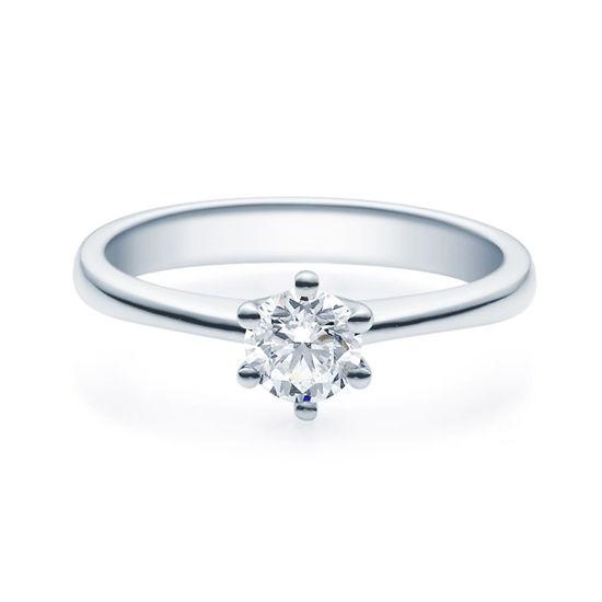 Enstens diamantring Diona Platina med 0,50 ct TW-Si.Magic Moments -18001050pt