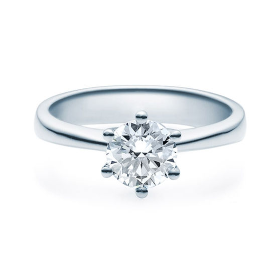Enstens diamantring Diona 14 kt gull med 1,00 ct TW-Si.Magic Moments -18001100