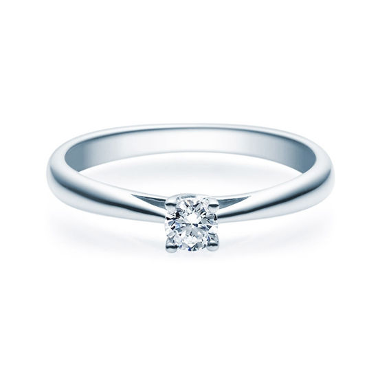 Enstens diamantring Alida 14 kt gull med 0,20 ct TW-Si.Magic Moments -18002020