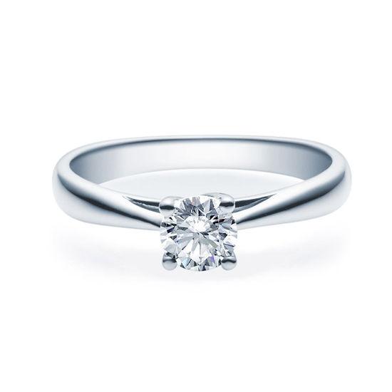 Enstens diamantring Alida Platina med 0,50 ct TW-Si.Magic Moments -18002050pt