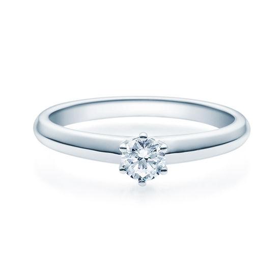 Enstens diamantring Violetta 14 kt gull med 0,25 ct TW-Si.Magic Moments -18003025