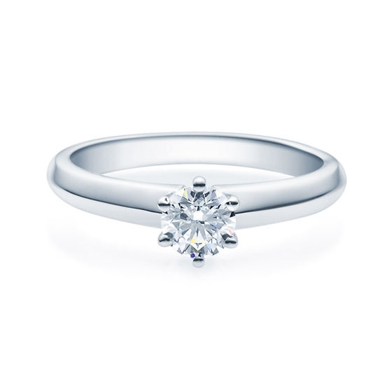 Enstens diamantring Violetta Platina med 0,50 ct TW-Si.Magic Moments -18003050pt