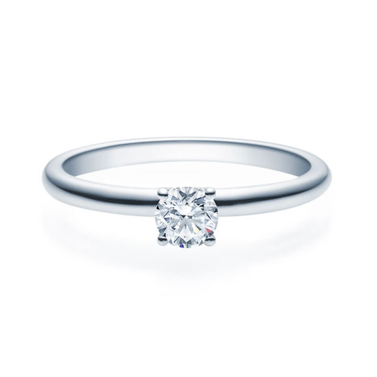 Enstens diamantring Jasmina med 0,30 ct i 14kt gull. TW-Si. -18018030