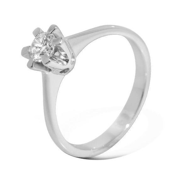 Diamantring - frierring Felicia med 0,25 ct TW-Si-50352025