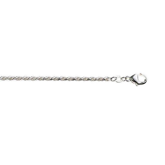 Armbånd cordel i sølv Christophersen - 265118