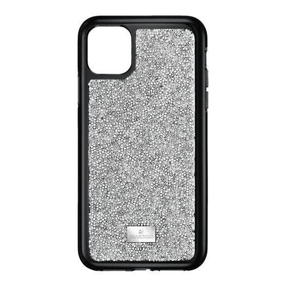 Swarovski  Iphone 11 Pro deksel Glam Rock, hvitt - 5516873