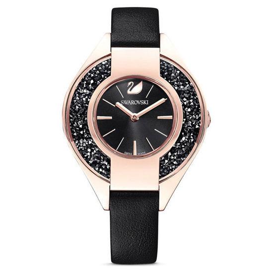 Swarovski klokke Crystalline Sporty, svart - 5547632