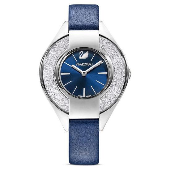 Swarovski klokke Crystalline Sporty, blå - 5547629