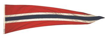Bilde av Norsk vimpel