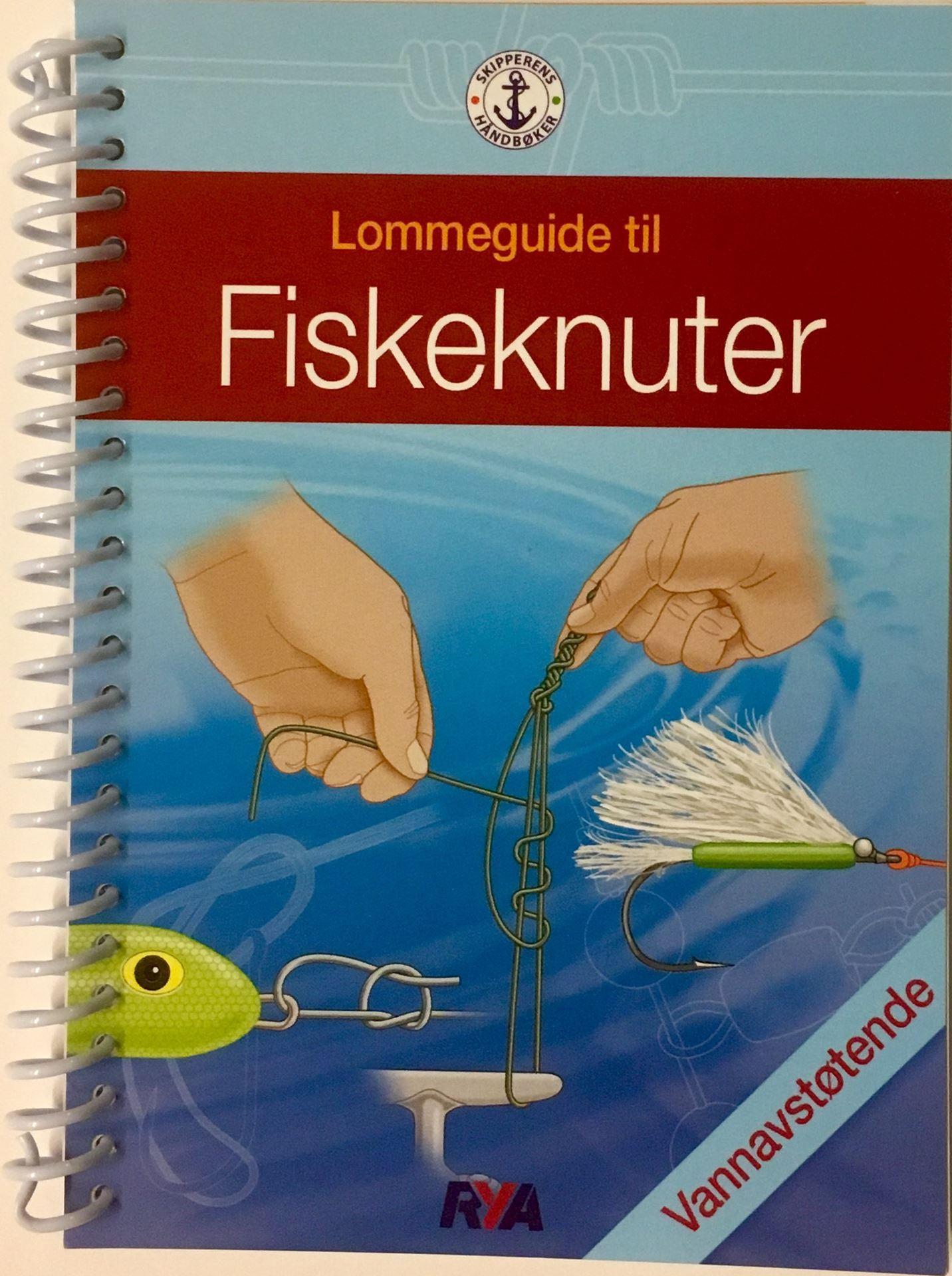 Bilde av Lommeguide til Fiskeknuter