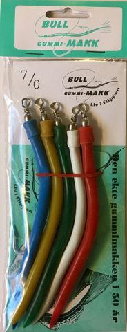 Bilde av Bull gummimark ass. farger