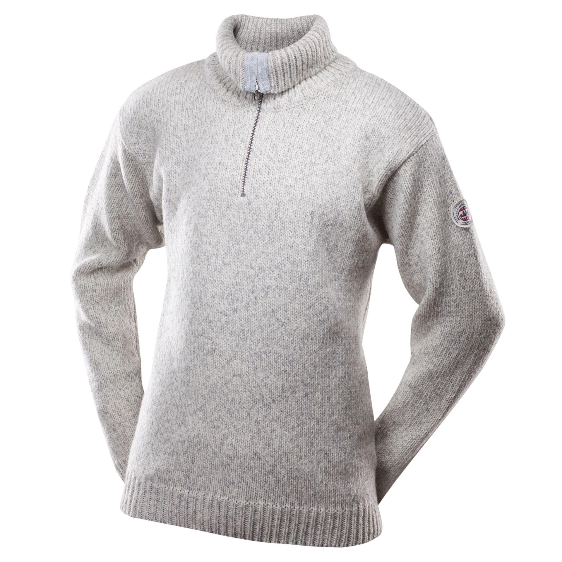 Bilde av Devold Nansen Sweater zip neck