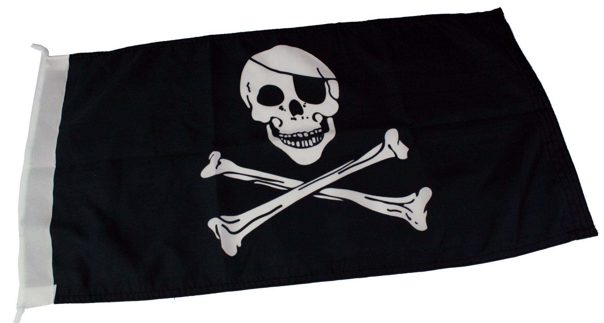 Bilde av Piratflagg 45 cm