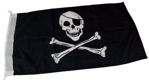 Bilde av Piratflagg 70cm