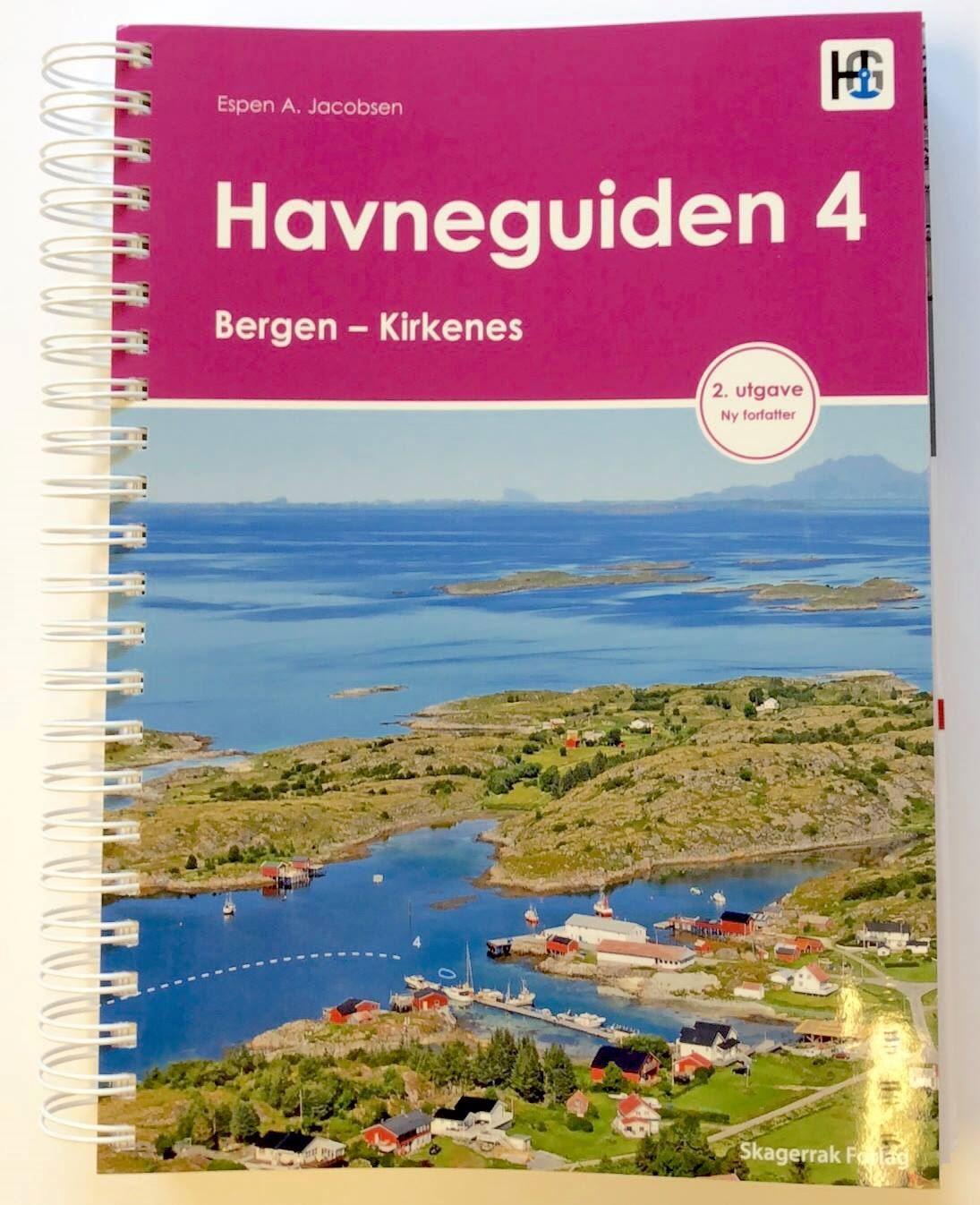 Bilde av Havneguiden 4 Bergen - Kirkenes
