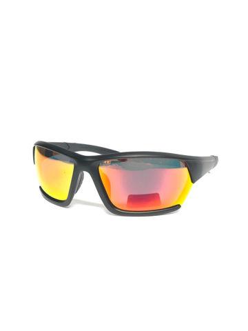 Bilde av Hurricane polariserte solbriller - Rød/gul