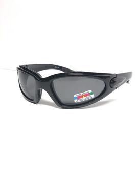 Bilde av Hurricane Polaroid briller - Sort komfort