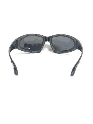 Bilde av Hurricane polariserte solbriller - Sort komfort