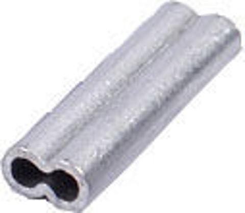 Bilde av Dobbel klemhylse Aluminium