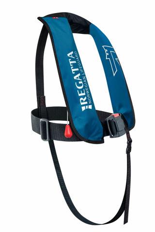 Bilde av Regatta Aquasafe junior Sapphire Blue 18-40kg
