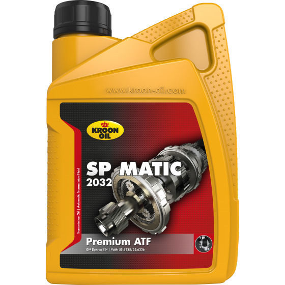 Bilde av Kroon Oil SP Matic 2032 Premium ATF - Powertrimolje 1 L