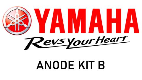 Bilde av Yamaha anode kit  B F80D/LB / F100F/LB